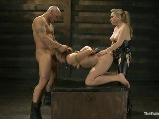 Порно оргия фистинг